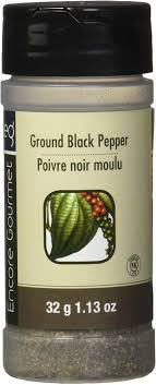 Encore Ground Black Pepper 32 G
