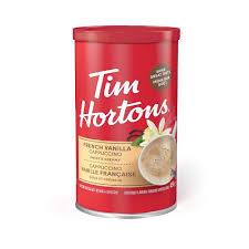 Tim Hortons French Vanilla Cappuccino 454 G