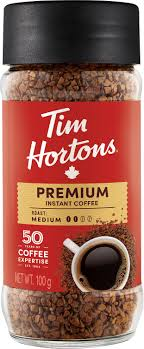 Tim Hortons Instant Coffee 100 G