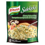Sidekick Pasta Cheesy Spinach Dip 154g