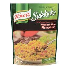 Sidekicks Fiesta Mexican Rice 154g