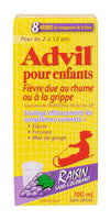 Children'S Advil Cold & Flu Liquid 100 ML