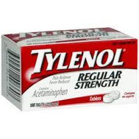 Tylenol Regular Strength 24 Pk