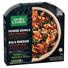 Healthy Choice Power Bowls Adobo Chicken Bowl 276 GR