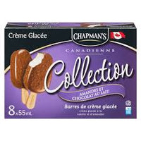 Canadian Collection Milk Chocolate/Almonds 8Pk
