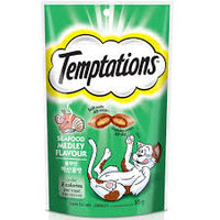 Temptations Seafood Medley 85G