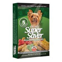 Super Saver Extra Str Clumping Cat Litter 3.2Kg