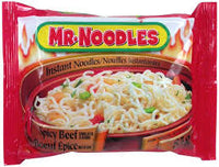 Mr Noodle Instant Spicy Beef 85g