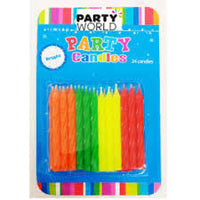 Impression Party Candles 24pk