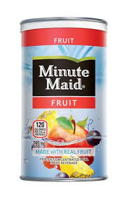Minute Maid Fruit Punch Concentrate 295 Ml