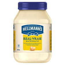 Hellmans Real Mayonnaise 890mL