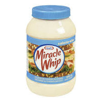 Kraft Miracle Whip Calorie Wise 890mL