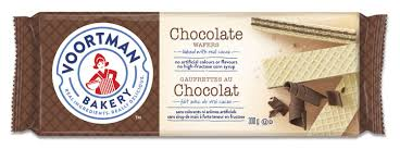 VOORTMAN CHOCOLATE WAFERS	300 G
