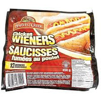 Harvest Creek Chicken Wieners 450g