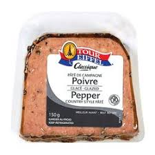 Tour Eiffel Peppercorn Pate 150g
