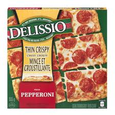 DELISSIO TC PEPPERONI PIZZA 555 G