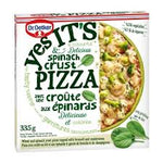 Oetker Yes It'S Pizza Spinach Crust 335 G