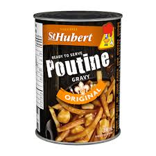 St Hubert Poutine Sauce 398 Ml