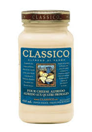 Classico Four Cheese Alfredo Sauce 410 Ml
