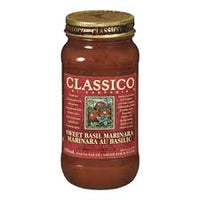 Classico Sweet Basil Marinara 650 Ml