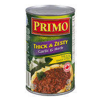 Primo Garlic Herb Pasta Sauce 680Ml.