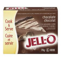 Jello Chocolate Cooked Pudding 6Serv