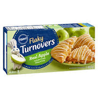 Pillsbury Apple Flaky Turnovers 383g