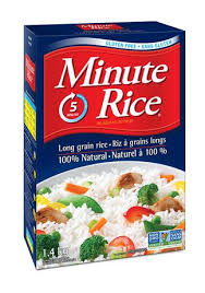 Minute Rice Premium Long Grain 1.4Kg.