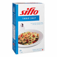 Sifto Table Salt 1 Kg