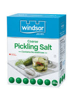 Windsor Coarse Salt Canning/Pickling 1.36 Kg