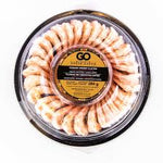Green Ocean Cooked Shrimp Ring With Cocktail Sauce 284 G