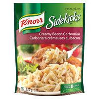 Sidekick Pasta/Sauce Creamy Bacon Carbo 134Gr.