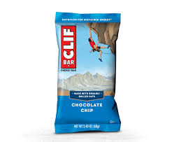 Cliff Bar Chocolate Chip	68 G