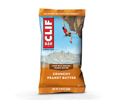 Cliff Bar Crunchy Peanut Butter	68 G