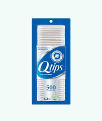 Q-TIPS COTTON SWAB 500 PK