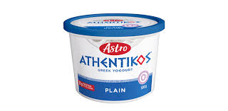 ATHENTIKOS GREEK YOG PLAIN 0 % 500 G