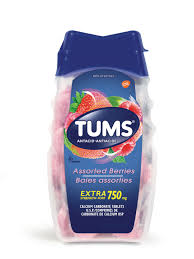 Tums Assorted Berries 100 Ct