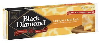 BLACK DIAMOND MARBLE CHEDDAR 400 G