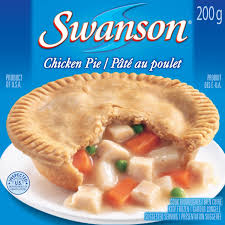 SWANSON CHICKEN  PIE 200 G