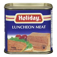 HOLIDAY LUNCHEON MEAT 340GR.