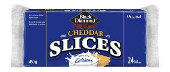 Black Diamond Original Cheese Slices 450g