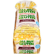 GLUTEN FREE WHOLE GRAIN LOAF 600 G