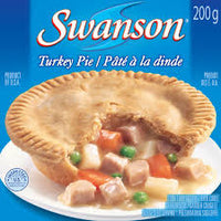 Swanson Turkey Pie 200 G