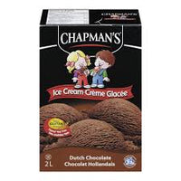 Chapmans Dutch Chocolate 2L