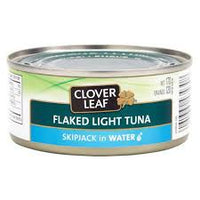 Cloverleaf Flaked Light Tuna In Water 120g