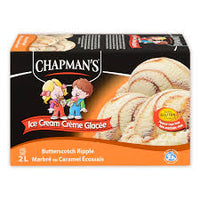 Chapmans Butterscotch Ripple 2L