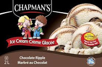 Chapmans Chocolate Ripple 2L