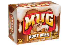 MUG ROOT BEER 12X355ML.