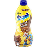 Nestle Nesquik Chocolate Syrup	700mL