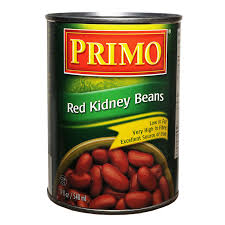 Primo Red Kidney Beans 538mL